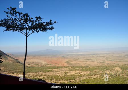 Rift Valley, Kenya, Africa - Stock Photo