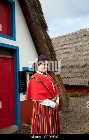 Traditional Home Palheiros Santana Village Madeira
