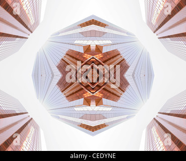 Architecture abstract - Stock Photo