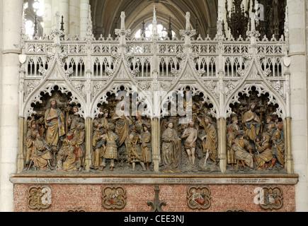 Amiens, Cathédrale Notre-Dame - Stock Photo