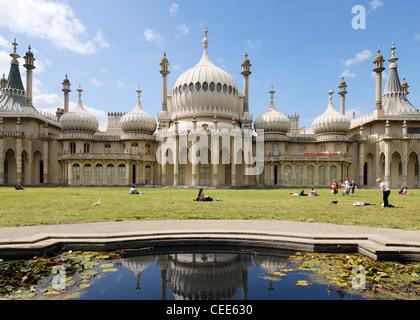 Royal Pavilion Brighton - Stock Photo