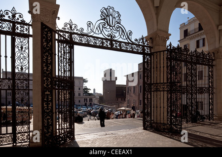 Rom, San Pietro in Vincoli - Stock Photo
