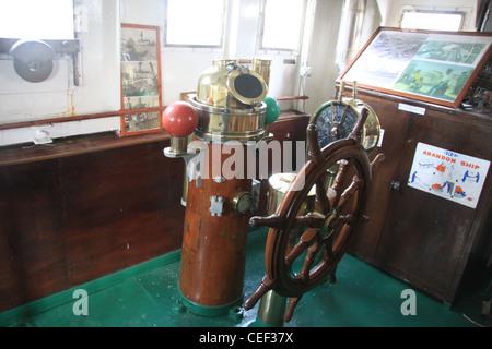 old wheel house - Stock Photo