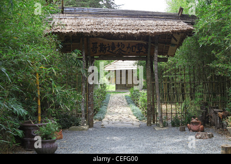 Chinese garden jardin botanico lankester botanical gardens are a set stock photo royalty free for Jardin 00 garden