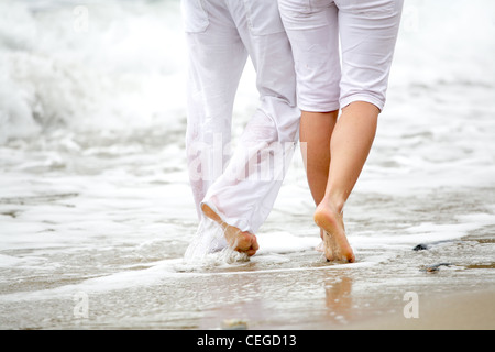 Romantic summer holidays - Stock Photo