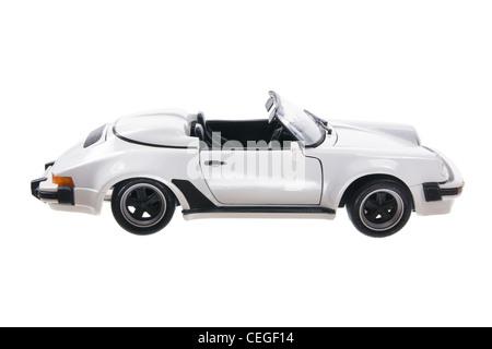 Miniature Car Model - Stock Photo