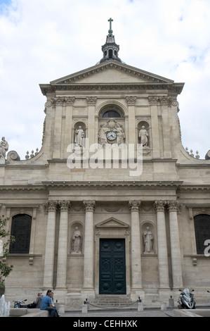chapelle de la sorbonne. Chapelle De La Sorbonne · - Stock Photo