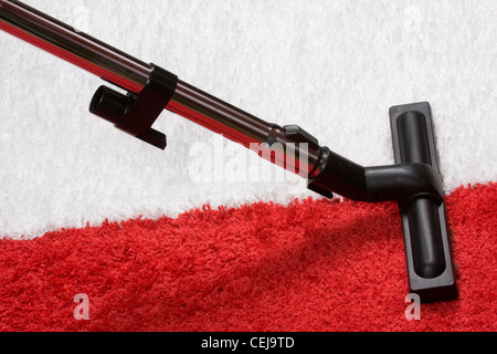 carpet cleaning - Stock Photo