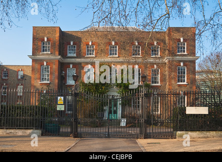 The Herbarium, Kew Green, London - plant library and research centre for The Royal Botanic Gardens at Kew, Surrey, - Stock Photo