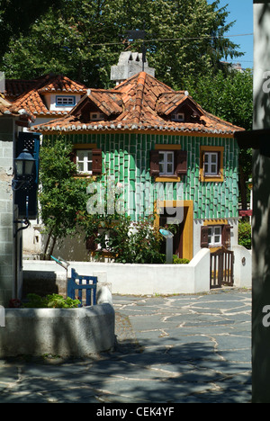 Astonishing Miniature Houses In Portugal Dos Pequenitos Theme Park In Coimbra Largest Home Design Picture Inspirations Pitcheantrous