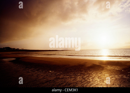 Bartra Beach Near Westport, Co Mayo, Ireland - Stock Photo