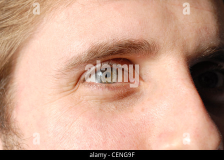Close up image of male's eyeCharles Milligan - Stock Photo