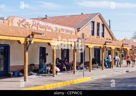 La Placita Dining Rooms, Albuquerque New Mexico Stock ...