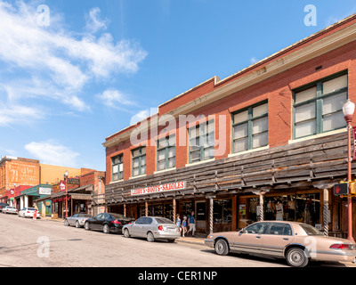 Texas Fort Worth Stockyards National Historic District