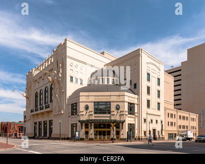 Nancy Lee, Perry R. Bass Performance Hall, Fort Worth - Stock Photo
