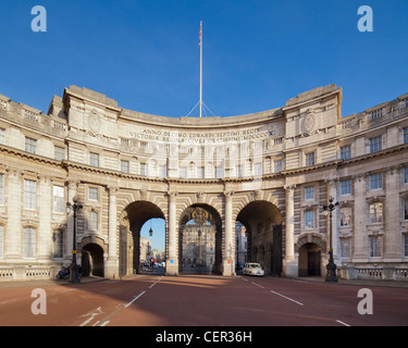 Admiralty Arch, The Mall, London - Stock Photo