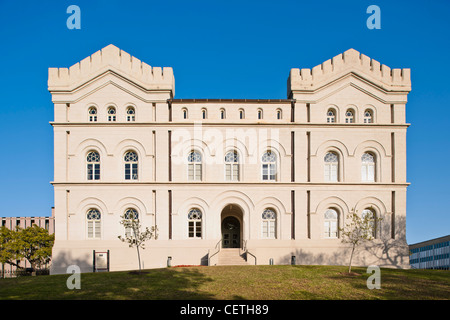 Capitol Visitors center, Austin, TX - Stock Photo