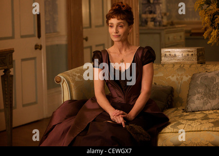 BEL AMI 2012 Kristin Scott Thomas - Stock Photo
