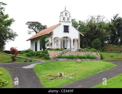 la mariana wedding chapel villa blanca los angeles cloud forest reserve costa rica central america