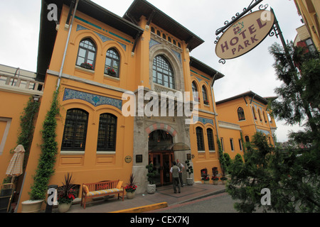 Turkey; Istanbul; Sultanahmet, Four Seasons Hotel, - Stock Photo