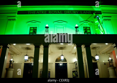 Theatre Royal Drury Lane, Covent Garden, , London, UK - Stock Photo