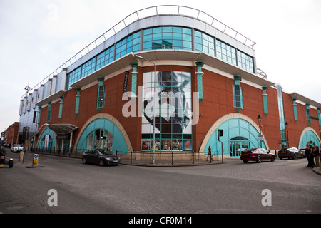 Lincoln city, Lincolnshire, England Debenhams, Department Store based in Lincoln - Stock Photo