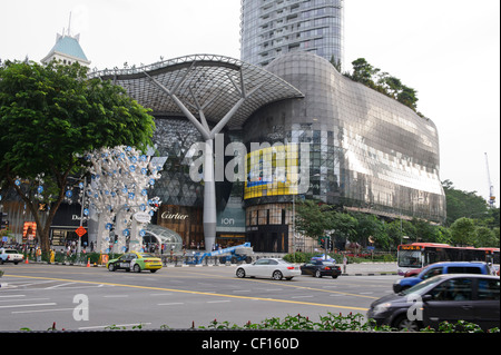 Ion Shopping Center, Singapore. - Stock Photo