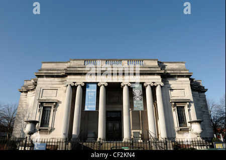 Lady Lever Art Gallery Port Sunlight Village - Stock Photo