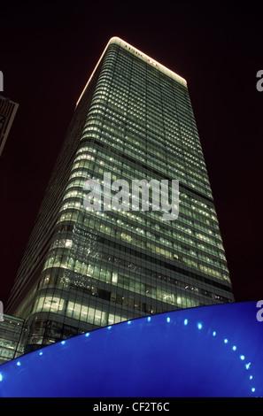 The HSBC Tower. - Stock Photo