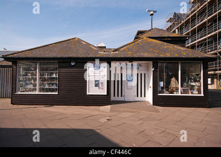 The Shipwreck Museum Hastings East Sussex UK - Stock Photo