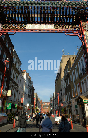 Gerrard Street London Chinese Restaurant