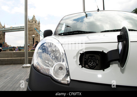 Electric cars - Stock Photo