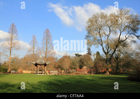 Wisley gardens Surrey England UK - Stock Photo
