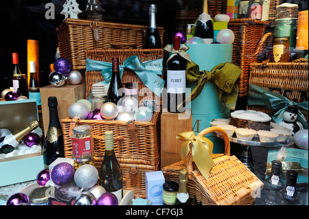 shop window display at fortnum piccadilly stock photo royalty free