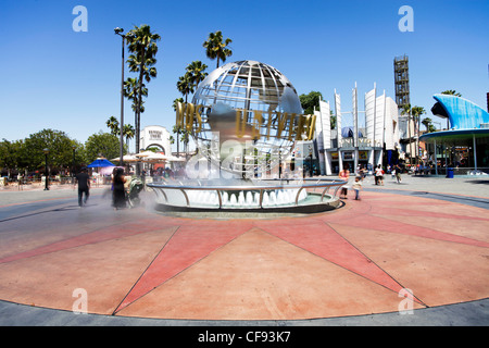 Universal Studios, Hollywood, Los Angeles, California, USA, North America - Stock Photo