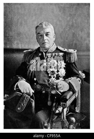 Admiral of the Fleet John Arbuthnot 'Jacky' Fisher, 1st Baron Fisher of Kilverstone Royal Navy - Stock Photo