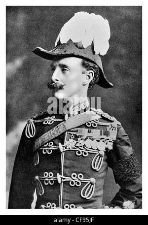 General Sir Ian Standish Monteith Hamilton GCB GCMG DSO TD British Army ill-fated Mediterranean Expeditionary Force - Stock Photo