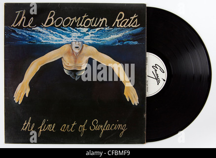 The Boomtown Rats The Fine Art Of Surfacing Album Stock