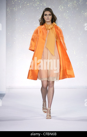 Luisa Beccaria Milan Ready to Wear Spring Summer 2011 ...