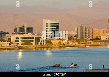 Nakheel, Ras Al Khaimah, United Arab Emirates, Middle East - Stock Photo