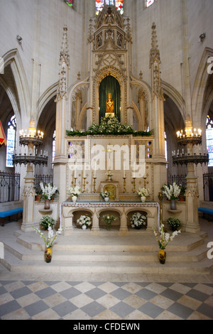 france loiret clery saint andre basilica of our lady tomb of stock photo royalty free image. Black Bedroom Furniture Sets. Home Design Ideas