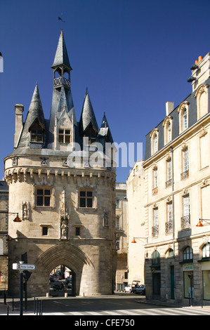 place saint pierre bordeaux gironde aquitaine france europe stock photo royalty free image. Black Bedroom Furniture Sets. Home Design Ideas
