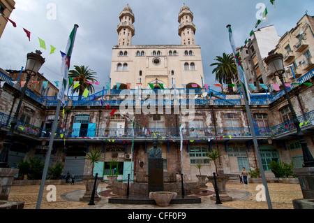 Mosque Sidi-Mouhoub, Bejaia, Kabylia, Algeria, North Africa, Africa - Stock Photo