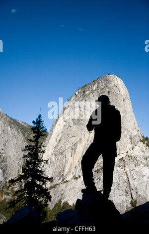 Yosemite National Park, Ca. - Stock Photo