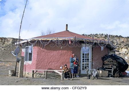 Navajo female hut, Kayenta, Arizona | Navajo land, Kayenta, … | Flickr
