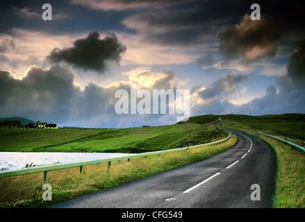 scotland uk - Stock Photo