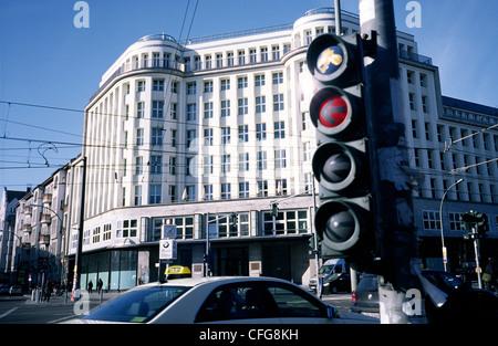 SOHO House in Berlin. - Stock Photo