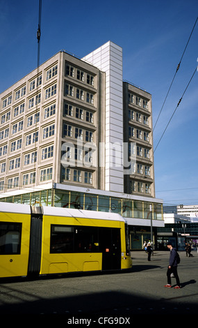 Berolinahaus at Alexanderplatz in Berlin.