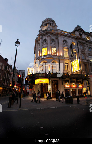 The Ladykillers at the Gielgud Theatre in Shaftesbury Avenue in the West End of London - Stock Photo
