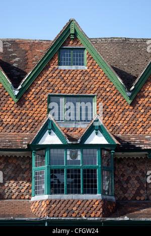 Merchants House Marlborough - Stock Photo